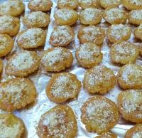 Τηγανίτα Του Αρραβώνα (Παραδοσιακό Στειρίου), Μεγάλη *125gr